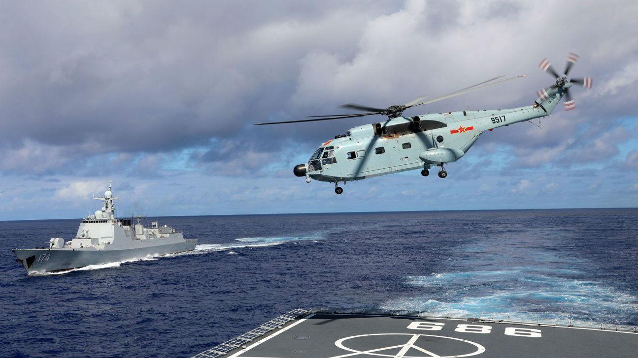 港媒:中国海军快速发展令人惊叹