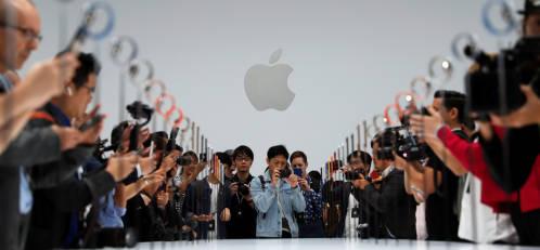 超过美日!苹果零部件采购向中国倾斜——
