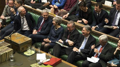 """英国议长使出一招400年前的撒手锏,实力抢占""""C位"""""""