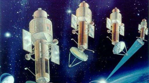 美军加紧发展太空激光武器:要将敌方导弹摧毁在发射台上