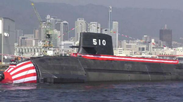 日本潜艇技术研发面临难题:本国订单萎缩 对澳出口落空