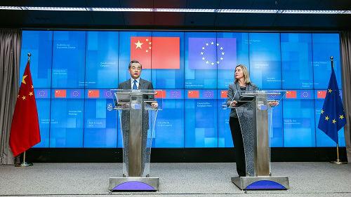 """境外媒体:中国对欧外交迎来""""高光时刻"""""""