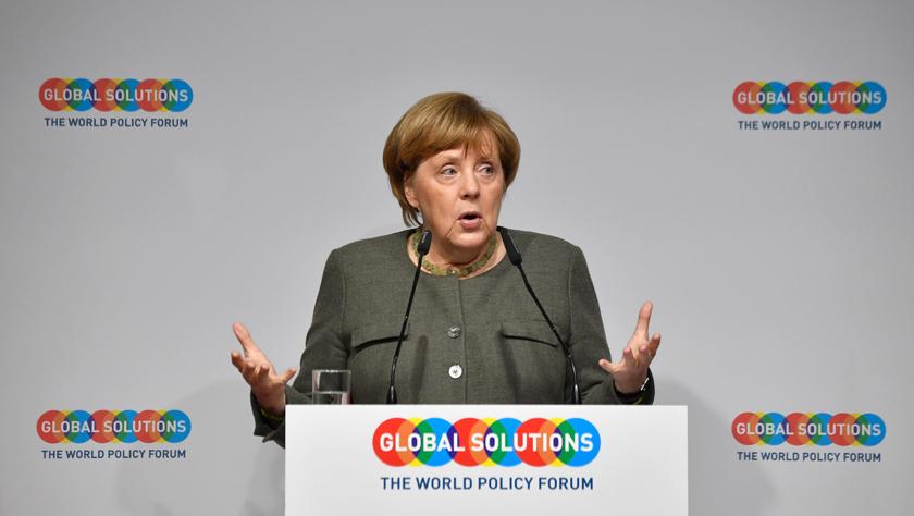 默克尔驳斥美驻德大使对德国军费过低的批评