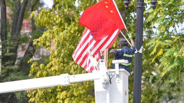外媒:美高官拟下周来华继续磋商 就关键贸易问题最后冲刺