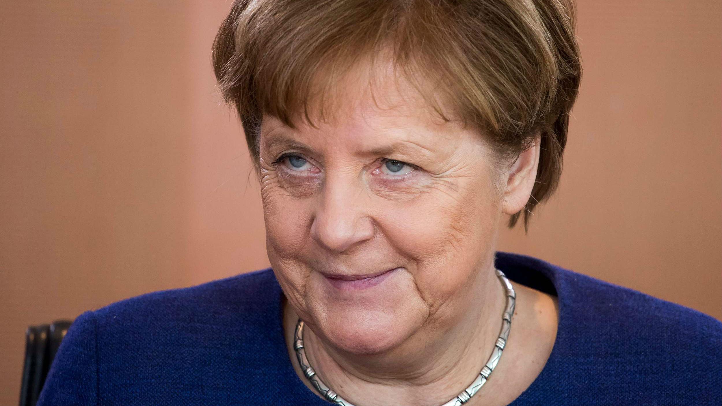 默克尔呼吁接受中国崛起 德国5G建设不会排除华为