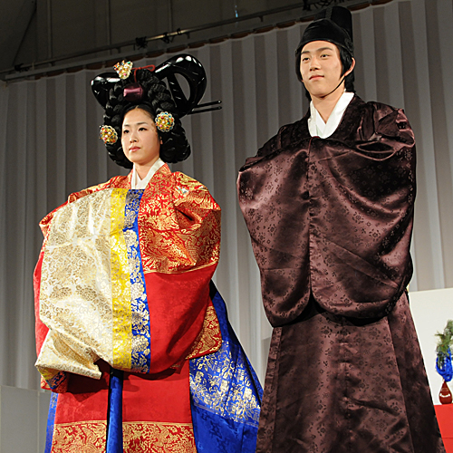 韩国婚礼2