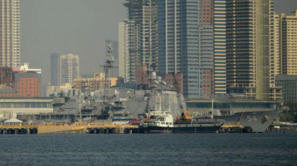 美海军考虑削减老旧巡洋舰:维护难令舰队苦不堪言