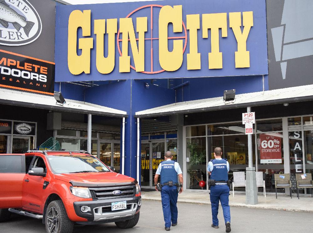 """新西兰禁枪令让美议员""""眼红"""":这才是领导层应有的样子"""