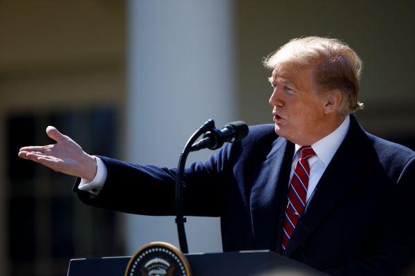 特朗普称以拥有戈兰高地主权 叙俄等多方齐声反对