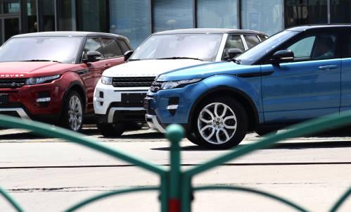 """英媒:外国车企在华首赢""""被抄袭""""官司"""