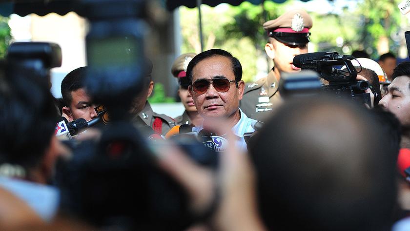 泰國2014年政變后首次大選拉開帷幕