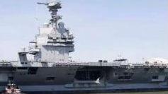 """美专家:美海军12艘航母计划""""压力山大"""""""
