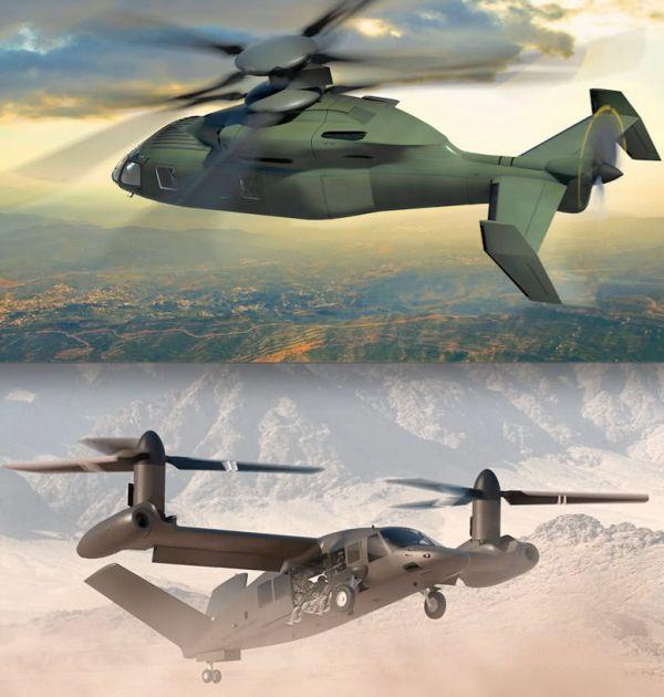 更快、更远、更强!世界最快直升机首飞 未来将装备美陆军