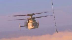 更快、更遠、更強!世界最快直升機首飛 未來將裝備美陸軍
