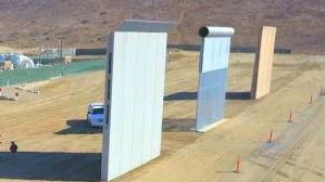五角大楼批准10亿美元修建美墨隔离墙