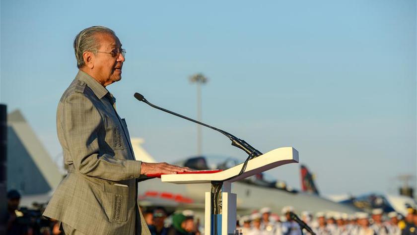 兰卡威国际海事与航空展吸引各大厂商
