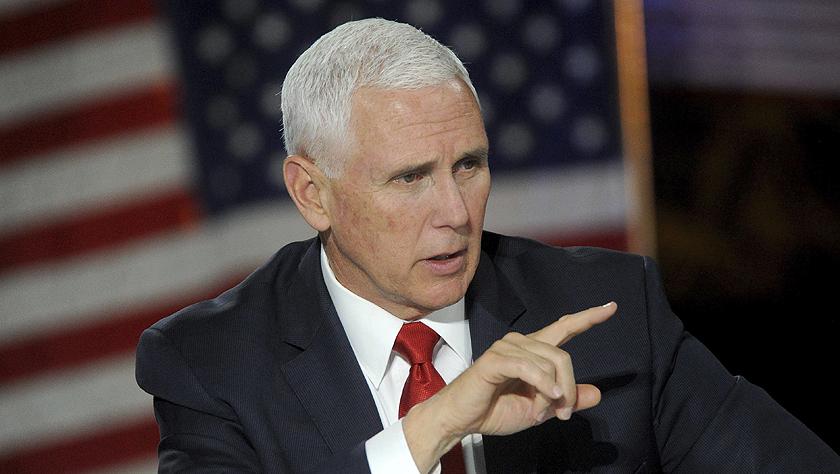 美国副总统彭斯提出美宇航员5年内登月