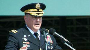 """美陆军参谋长:俄未来20年都将是美""""潜在威胁"""""""