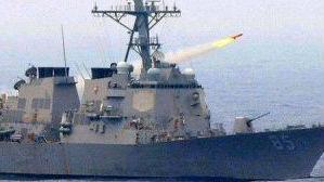 提升前沿部队战备能力 美第7舰队接受水面战术训练