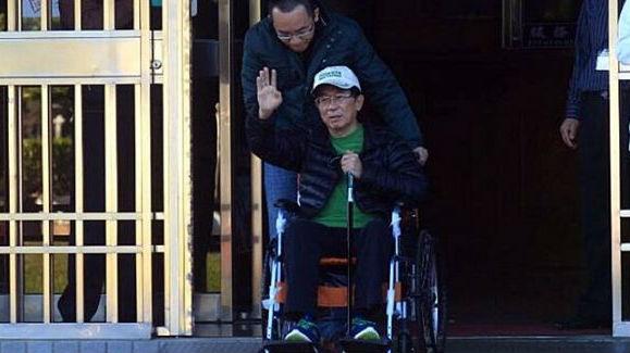 """陈水扁发25分钟视频骂韩国瑜 蓝营民代:""""病好了,该回去坐牢"""""""