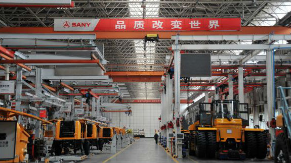 中国胜出!外媒:菲律宾军方采购大批中国工程设备