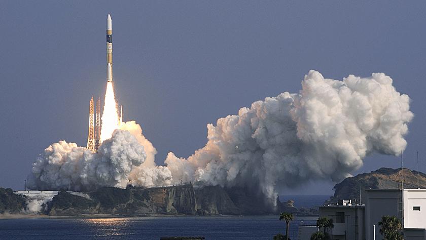 日美强化太空领域合作 谋求联合监视太空