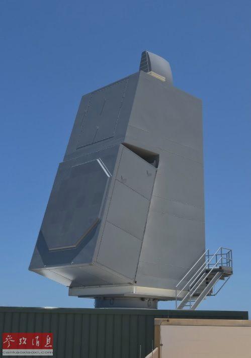 美拟为老驱逐舰配备新雷达 应对中俄反舰导弹威胁
