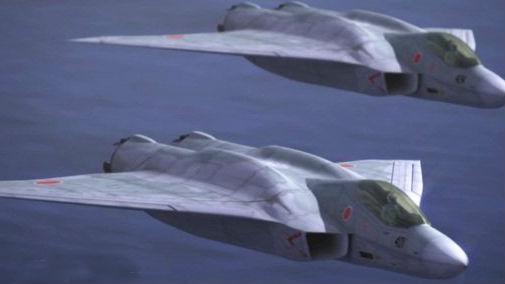 外媒披露日本國產5代機進展:關鍵技術媲美F-22和F-35