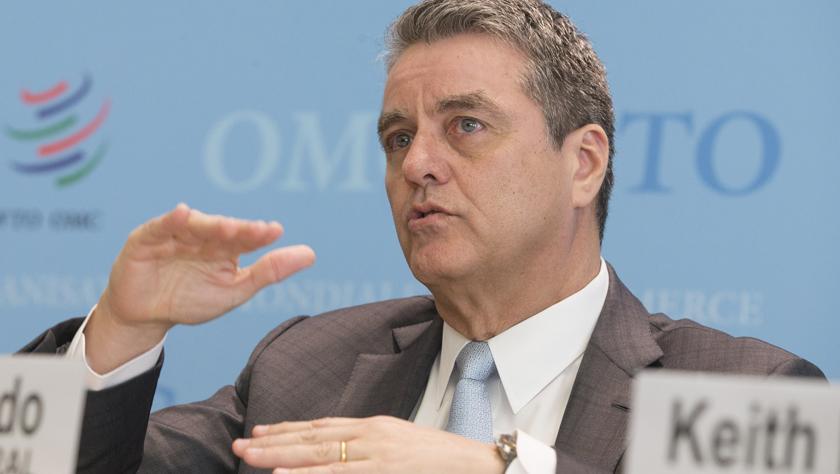 世贸组织大幅下调今年全球贸易增长预期
