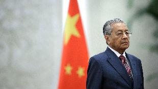 锐参考|发生了什么?这段时间,马哈蒂尔连续称赞中国——