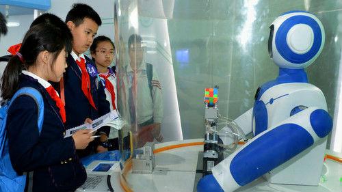 美媒关注:中国已成世界教育科技领头羊