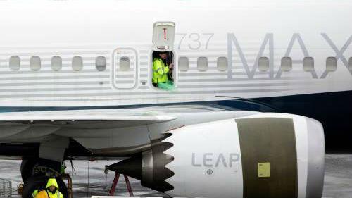 媒体称中国专家将加入FAA波音737 MAX飞机审查组