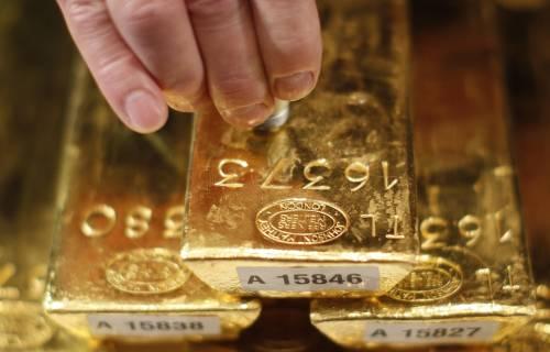 俄媒盘点黄金储备最多国家,第一名竟是——