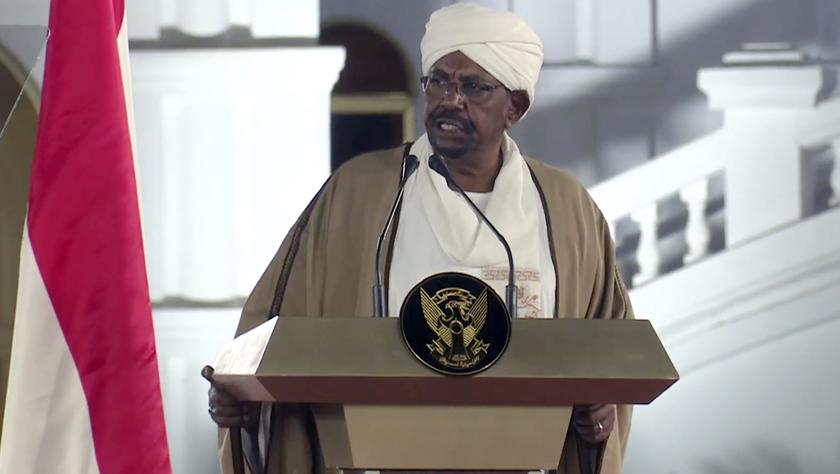 苏丹军方宣布推翻总统巴希尔