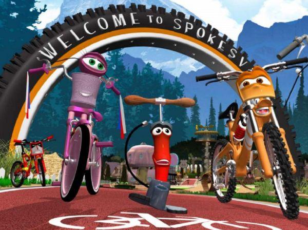 自行车总动员2