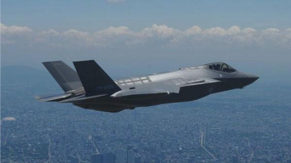 日本F-35A坠入1500米深海:打捞非常困难 事故调查难度大