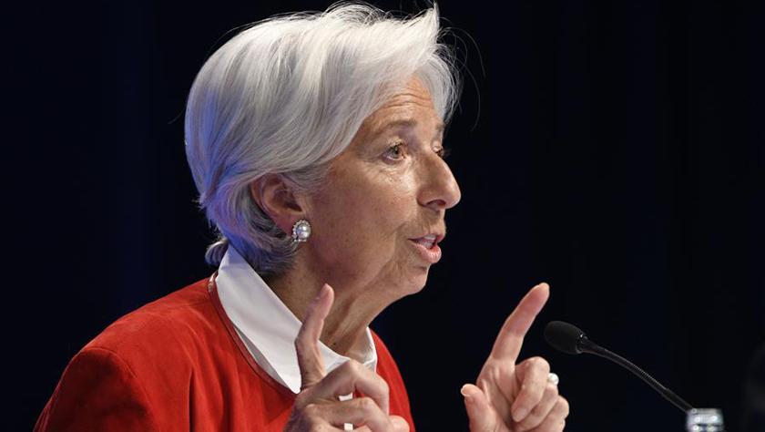IMF总裁出席IMF和世行春季会议新闻发布会