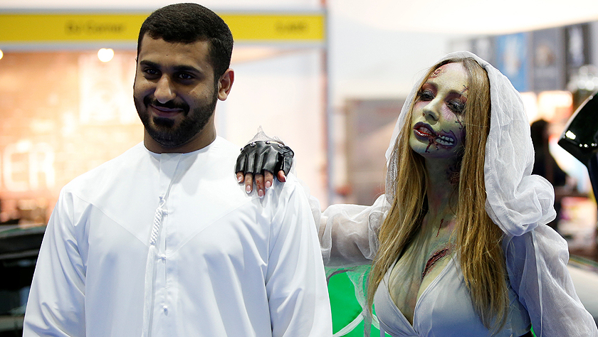 中东电影动漫展