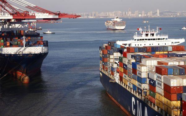 境外媒体:中国3月出口超预期大幅增长 投资者感到安心