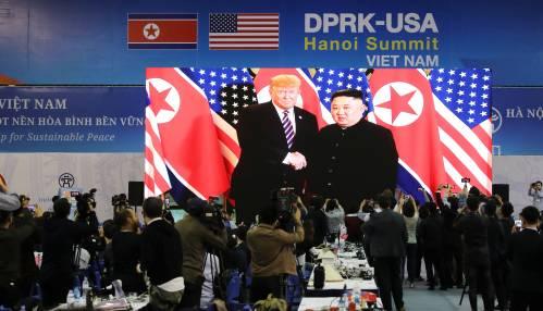 朝鲜就朝美第三次峰会提条件定期限