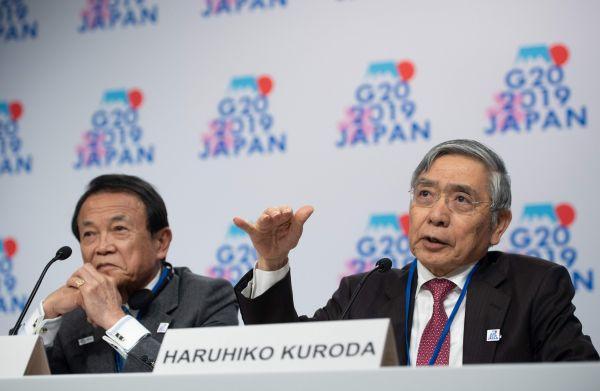 擔心發達國家經濟疲軟蔓延 G20財長會議呼吁停止貿易戰