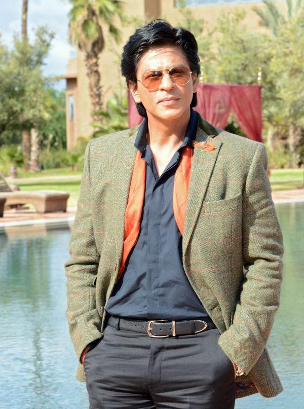 印度男星沙魯克汗