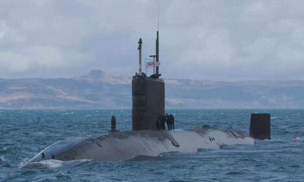 英核潜艇艇员因吸毒被解职
