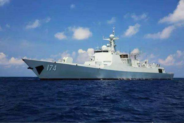 美媒:中国海军正在迅速崛起