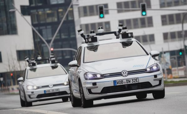 去哪里找无人驾驶研发人才 大众:中国