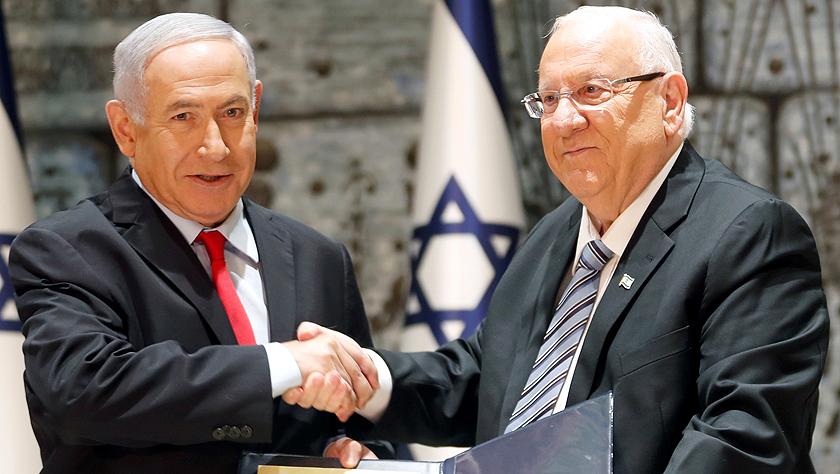 以色列总统正式授权内塔尼亚胡组阁