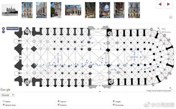 巴黎圣母院尖塔重建将图纸招标该修复受全球插座wd图片