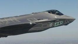 美提出向日公开F-35机密数据 希望参与日本新一代战机研发