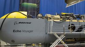 英军招标研制50吨级无人潜艇