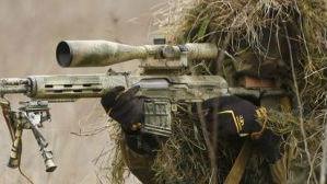 俄军新一代狙击枪即将面世 射程精度全面提升
